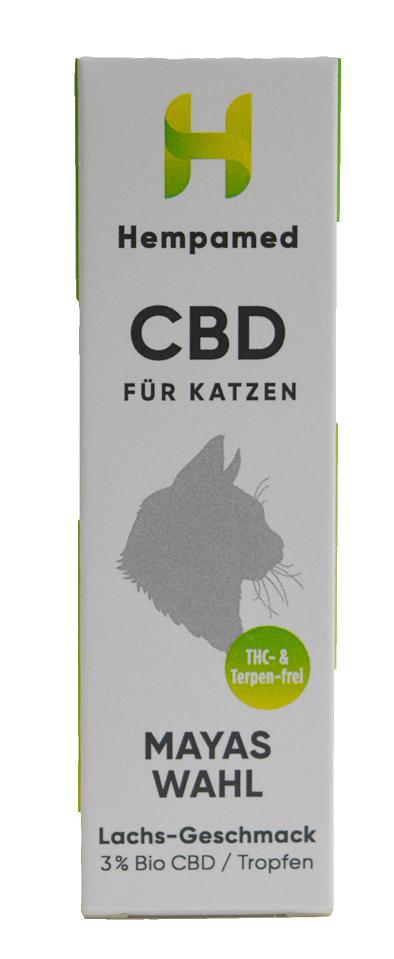 CBD-Katze-testsieger ohne terpene